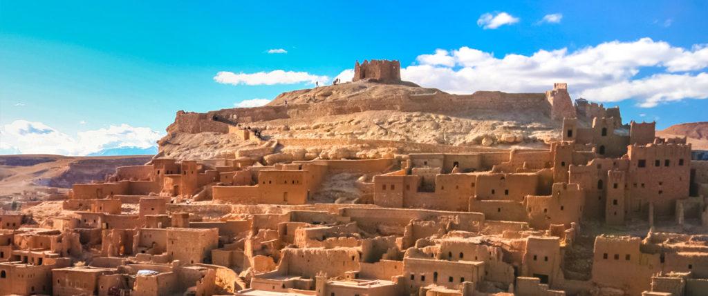 africa-morocco-ait-benhaddou-shutterstock-154276610