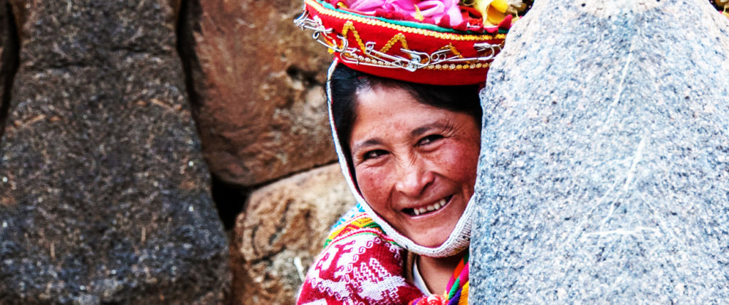 south-america-peru-ruins-andean-woman-tours