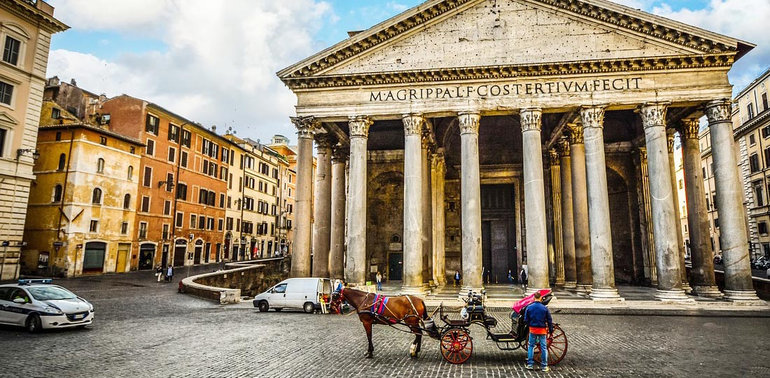 Travel-2020-europe-italy-odyssey-pantheon-rome